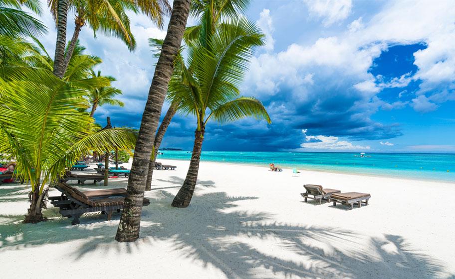 Traumstrand Trou aux Biches Mauritius