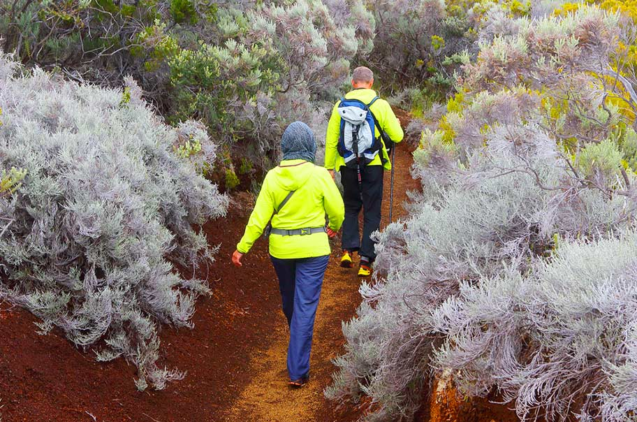 Paar Wandung La Reunion
