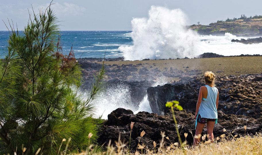 Wanderung auf La Réunion Naturparadies für Aktiv Ferien