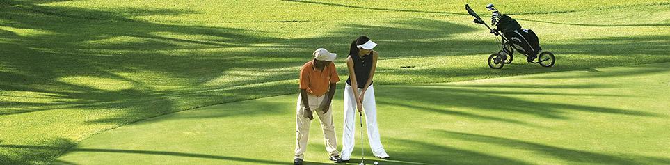 Mauritius Golfreisen, Golfhotels